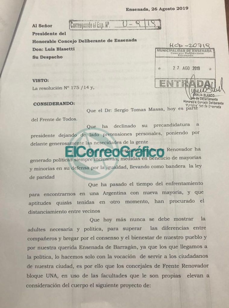 Derogación de persona no grata en Ensenada a Sergio Massa 1