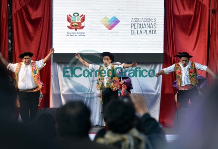 """Más de 75 mil personas celebraron """"Perú Vive"""" en Plaza Moreno 2"""
