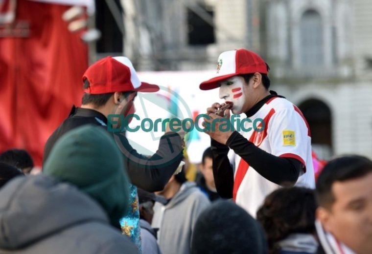 """Más de 75 mil personas celebraron """"Perú Vive"""" en Plaza Moreno 5"""