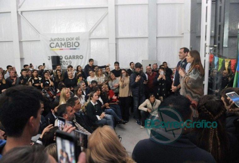 Caminata de Vidal con Garro por City Bell y plenario de Juntos por el Cambio en La Plata 3