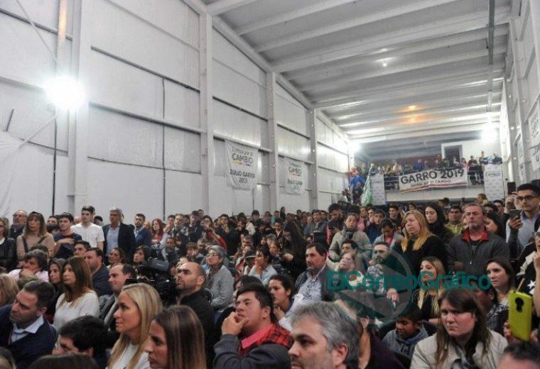 Caminata de Vidal con Garro por City Bell y plenario de Juntos por el Cambio en La Plata 5