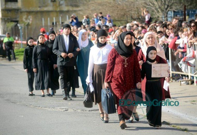 Desembarco Simbólico de Inmigrantes 2019 Berisso 08