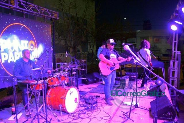 Festejos en del Día de la Primavera con un gran festival organizado por el Municipio en el Parque Cívico 4