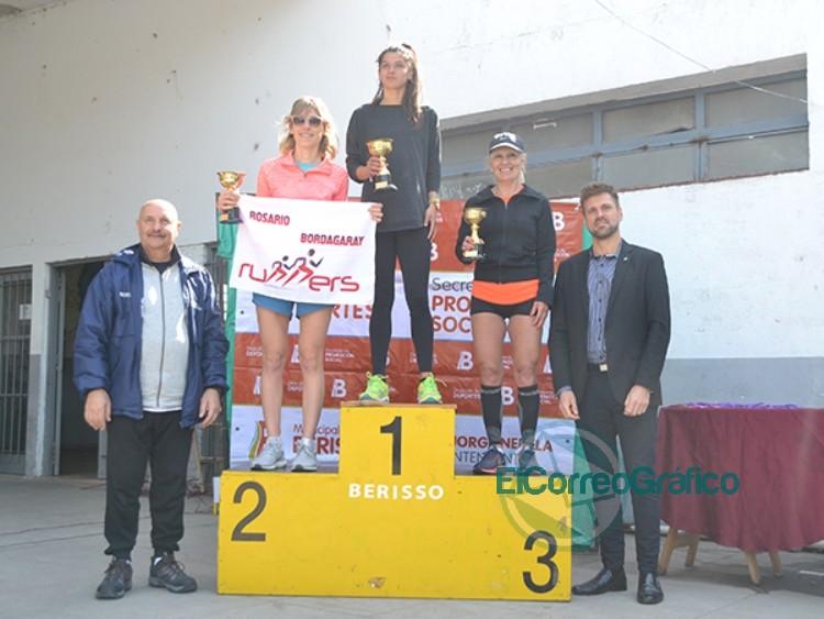 Con 120 atletas se desarrolló la tradicional Maratón del Inmigrante 2