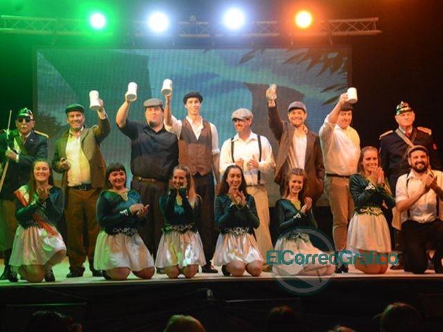 Segundo fin de semana exitoso de la Fiesta Provincial del Inmigrante en Berisso 0