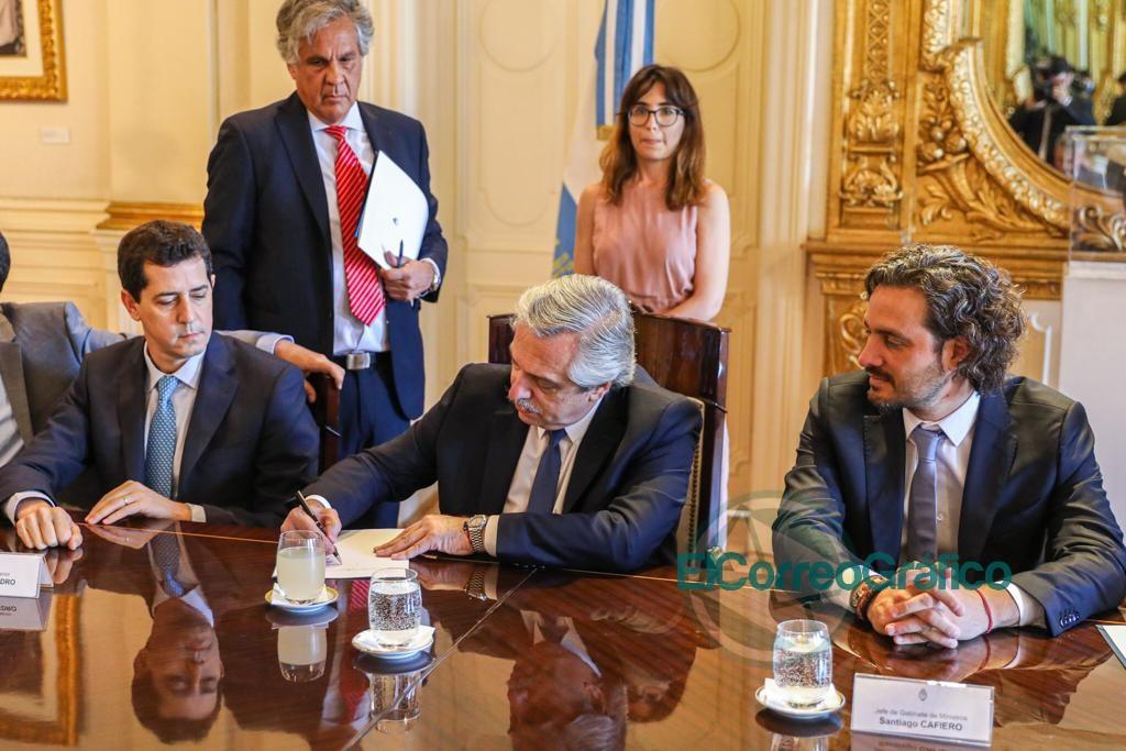 Consenso Fiscal 2019: El presidente Alberto Fernández recibió a los gobernadores y al jefe de Gobierno de la Ciudad de Buenos Aires 0
