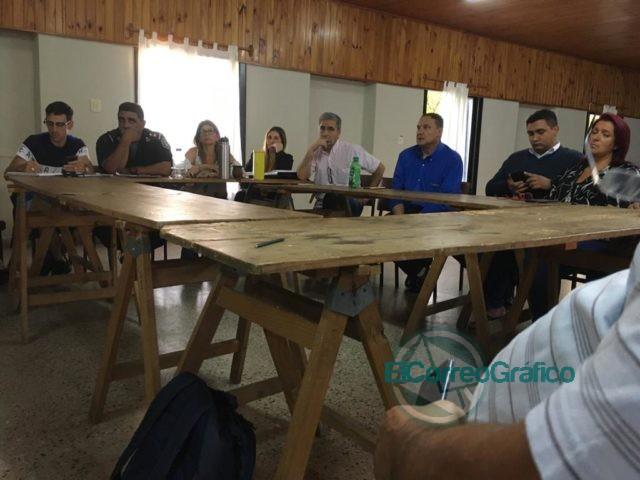 En Villa Argüello se llevó el Foro Vecinal de la Cuarta 0
