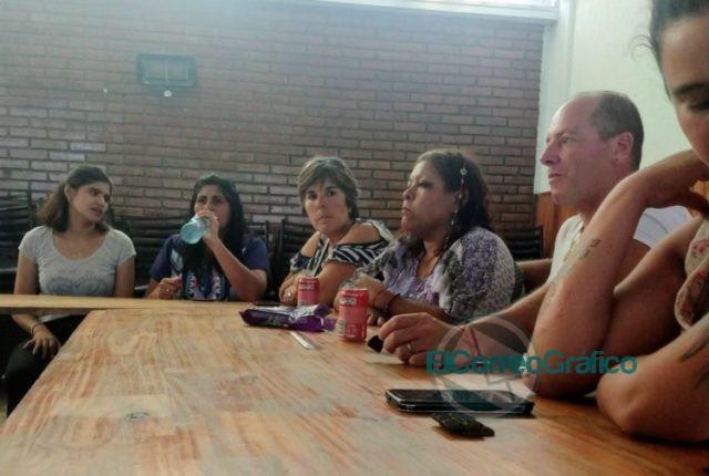 Se llevó la reunión del Foro Vecinal de la Primera de Berisso 3