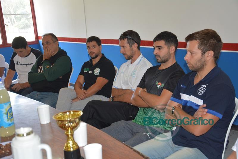 Se presentó la segunda edición del Torneo de Básquet Copa «Ciudad de Berisso» 1