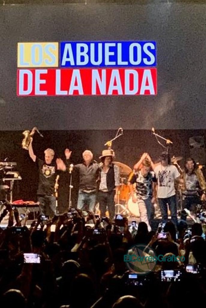 Comenzó en Perú «La Vuelta de Los Abuelos de la Nada» 0