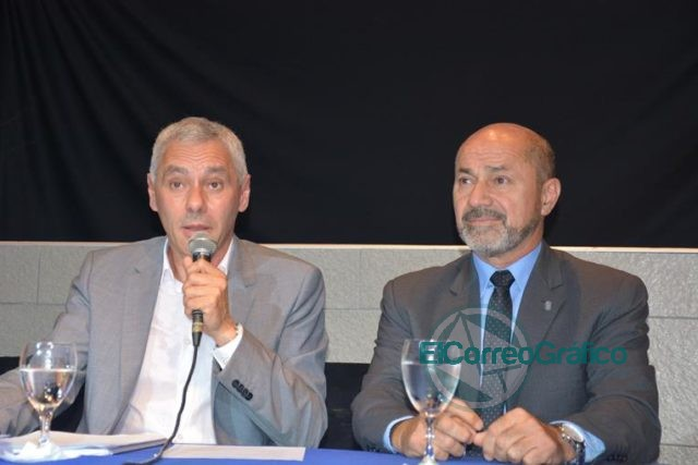 """Cagliardi en la apertura del HCD: """"Encontramos una ciudad devastada, pero sabemos cómo sacarla adelante"""" 0"""