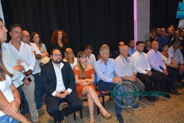"""Cagliardi en la apertura del HCD: """"Encontramos una ciudad devastada, pero sabemos cómo sacarla adelante"""" 5"""