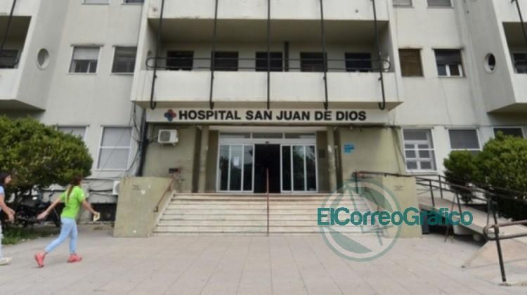 Hopistal San Juan de Dios La Plata