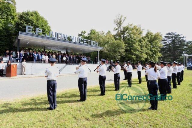 """Kicillof: """"Necesitamos una policía profesionalizada y profundamente democrática"""" 3"""