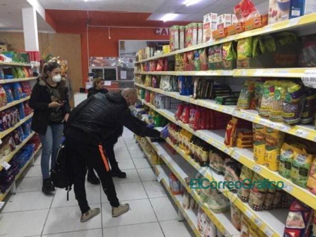 Control de precios en los barrios de La Franja 2