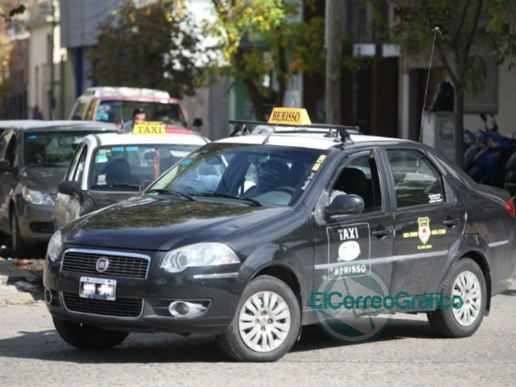 taxi de Berisso