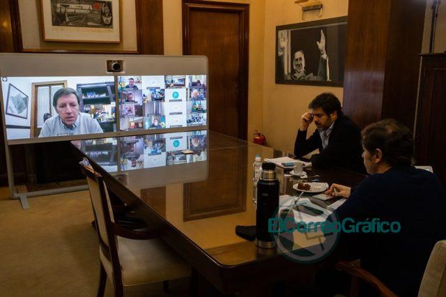 Kicillof mantuvo una reunión con intendentes del AMBA por la nueva etapa de aislamiento social 2