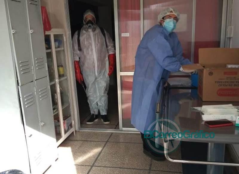 Desinfección y fumigación preventiva en Berisso 0