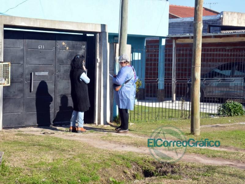 Finalizó el relevamiento en el barrio Villa Nueva del operativo «Detectar» 0