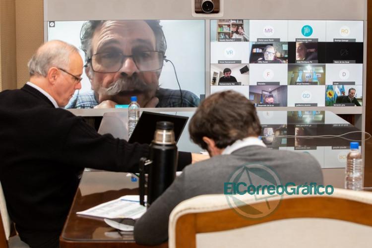 Kicillof consultó a su Comité de Expertos científicos 0