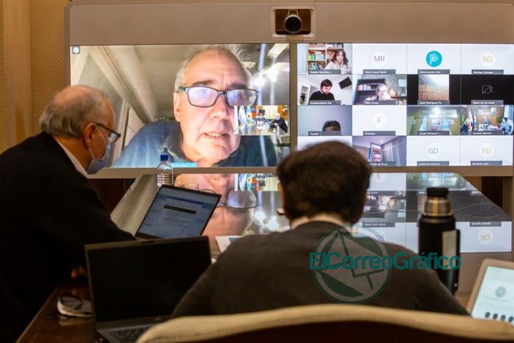 Kicillof consultó a su Comité de Expertos científicos 1