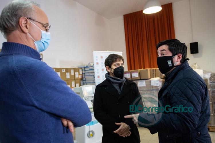 La Provincia entregó más de 170 nuevos respiradores a 42 municipios 0