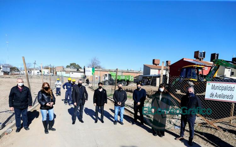 La Provincia firmó convenios para avanzar en la urbanización de barrios populares 0