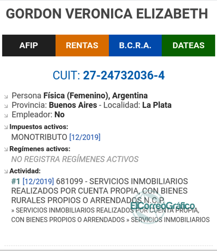 Cagliardi con un sueldo de 680 mil pesos es deudor del estado que lo alimenta 10