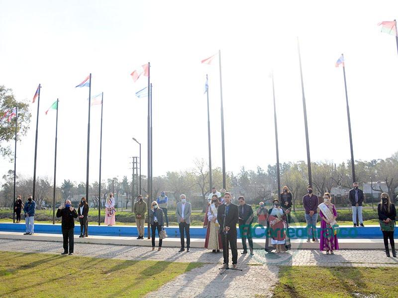 Comenzó la 43º Fiesta Provincial del Inmigrante «on line» 2