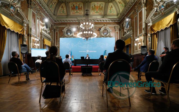 Kicillof presentó el Plan Bonaerense de Suelo, Vivienda y Hábitat 2020-2023 3