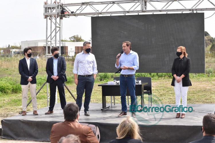 La Plata e IRSA firmaron convenio urbanístico y avanza el mega proyecto de Camino Belgrano y 514 2