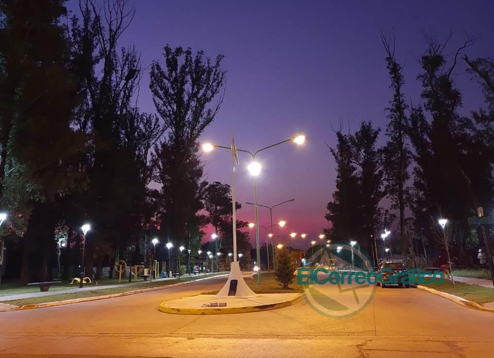 Plan de iluminación de la ciudad de Ensenada 2