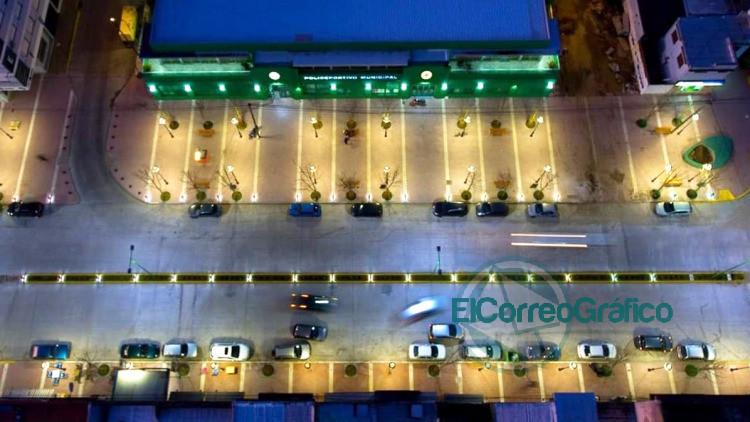 Plan de iluminación de la ciudad de Ensenada 1