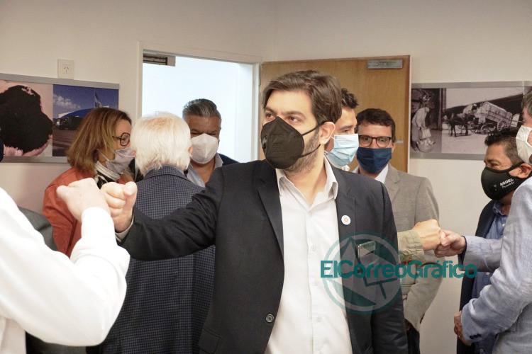 Bianco puso en funciones a la nueva presidenta de la CEAMSE 0