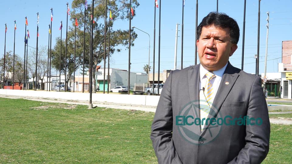 """Avanza el registro del documental """"Inmigrantes en Berisso, Mosaico Multicultural"""" 2"""