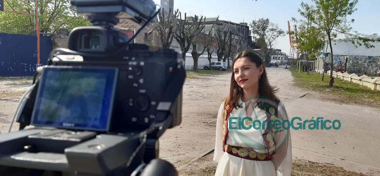 """Avanza el registro del documental """"Inmigrantes en Berisso, Mosaico Multicultural"""" 0"""