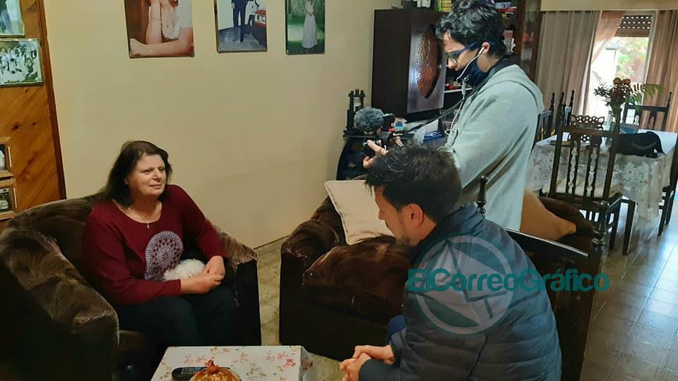 """Avanza el registro del documental """"Inmigrantes en Berisso, Mosaico Multicultural"""" 5"""