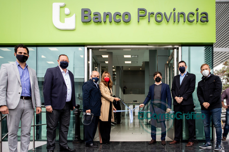 Nuevo centro de salud y sucursal del Banco Provincia en Ezeiza 7