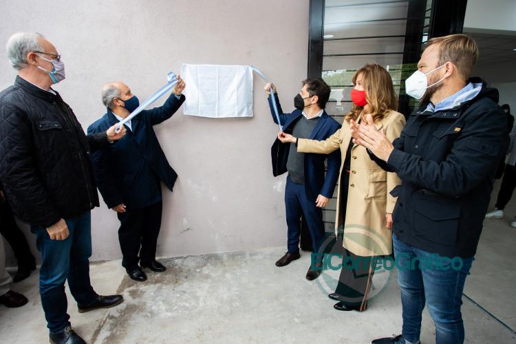 Nuevo centro de salud y sucursal del Banco Provincia en Ezeiza 3