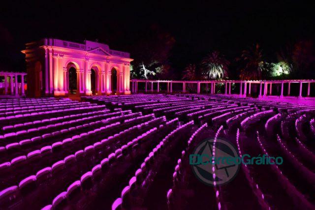 El Teatro del Lago volvió a brillar con el espíritu de artistas platenses en el 138 Aniversario de La Plata 5