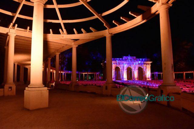 El Teatro del Lago volvió a brillar con el espíritu de artistas platenses en el 138 Aniversario de La Plata 12