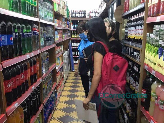 En Berisso se controló la venta de agua envasada en comercios 0