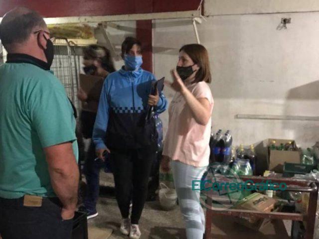 En Berisso se controló la venta de agua envasada en comercios 7