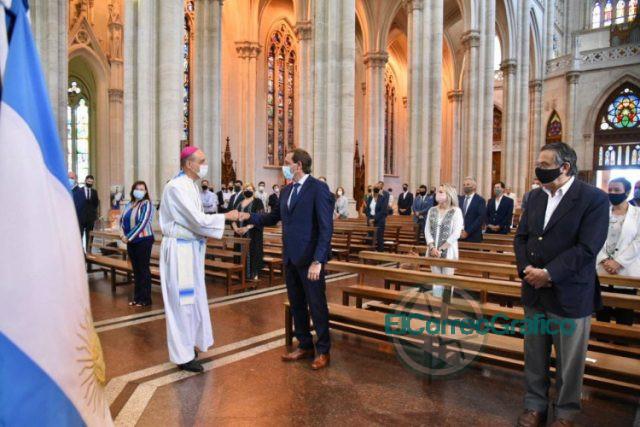 Garro encabezó los actos oficiales por el 138 Aniversario de la ciudad de La Plata 1