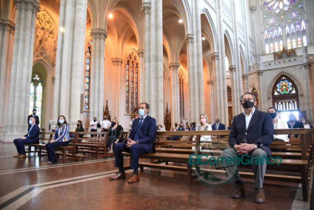 Garro encabezó los actos oficiales por el 138 Aniversario de la ciudad de La Plata 2