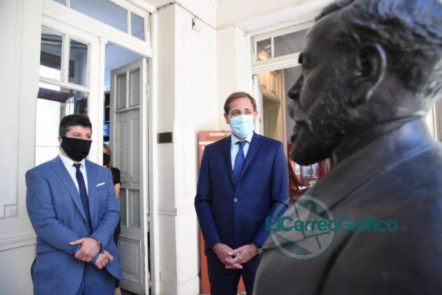 Garro encabezó los actos oficiales por el 138 Aniversario de la ciudad de La Plata 0
