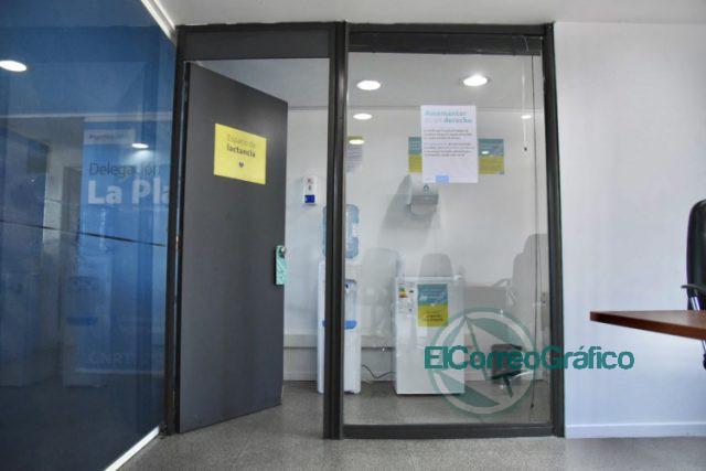 Nuevas oficinas de la CNRT en la Terminal de Ómnibus 0