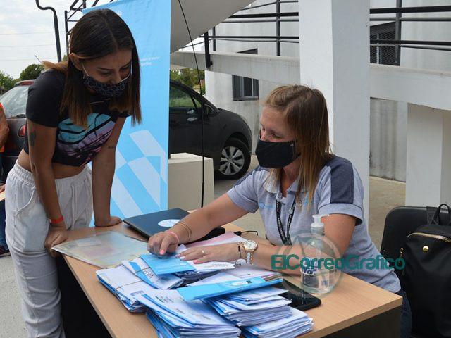 Operativo de documentación para extranjeros en La Franja 3