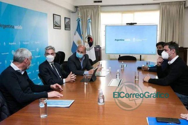 Puccio le consiguió a su exsocio Cagliardi 650 millones de pesos en licitación para las vias hacia TecPlata 0