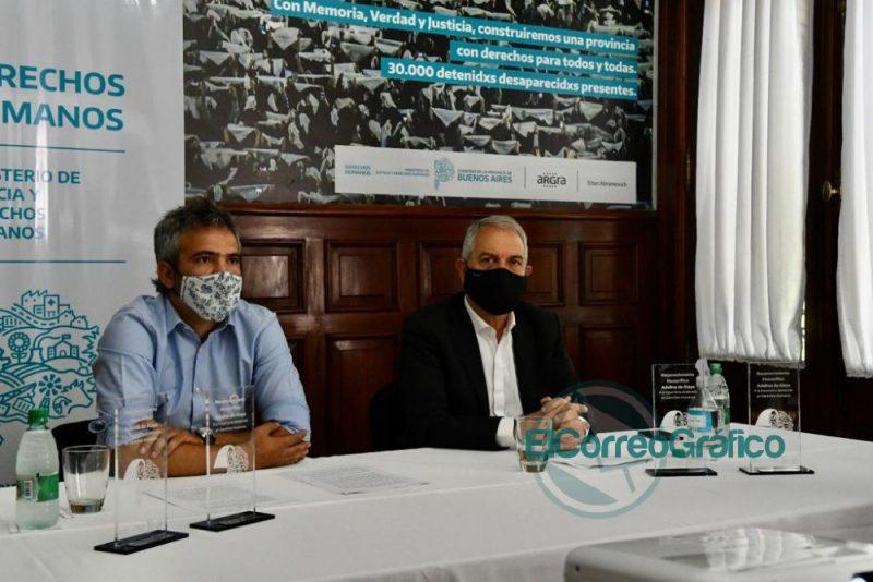 Desde la ciudad de Berisso, Buenos Aires, con «una mirada analítica en las noticias» a diario 10